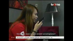 Detektif Perselingkuhan wawancara dengan Telusur - TV-ONE pada 08/08/2016